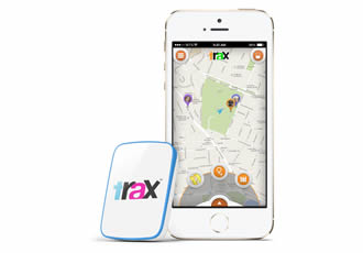 World's smallest tracking device integrates u-blox GNSS