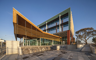 CP Electronics specified for Government offices in Australia