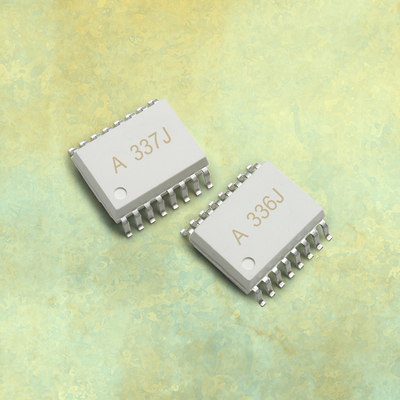 Optocouplers reduce board space & improve power efficiency