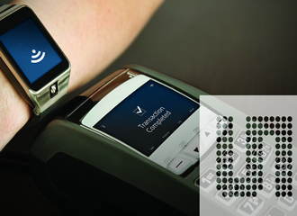 NFC solution supports contactless payments & ticketing