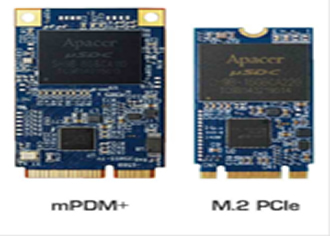 Latest PCIe-interface products launched