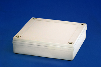 Affordable box protects against water in harsh environments