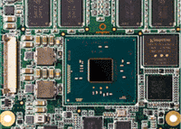 Module features 14nm processors for energy saving graphics performance