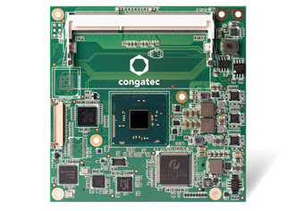 COM Express modules support up to three displays & 4k