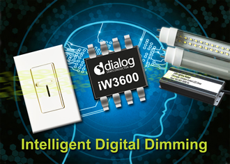 45W LED driver for dimmable SSL applications