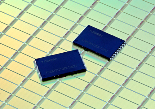 15nm NAND flash memories to start mass production