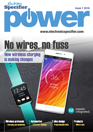 ElectronicSpecifier Power issue 1 2016