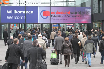 Aiming to set new records – embedded world  2016 preview