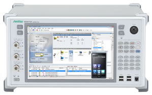 Signaling tester supports 98% of eCall conformance test cases