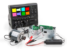 Motor drive analysers head to Birmingham show