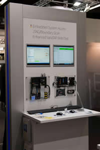 Functional circuit test features at Nuremberg show