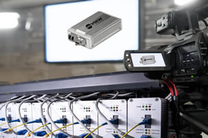 Converter provides cost effective IP signal monitoring