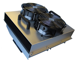 Achieving efficient cooling at lower cost