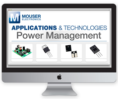 Microsite focuses on power management technology
