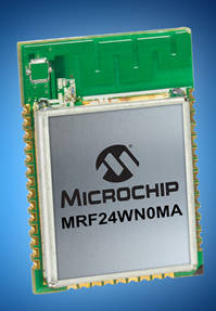 Wireless modules offer a range up to 300 metres