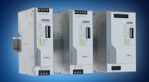 Power supply units provide customisable solutions