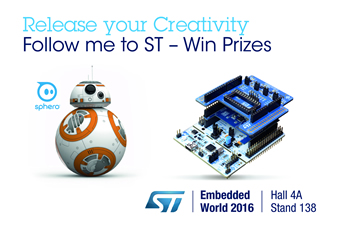 STMicroelectronics introduces first samples of STM32F429/439