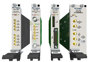 PXI instruments target mil/aero applications