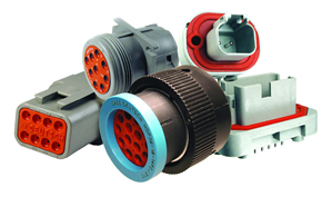 Connectors cope with harsh environments