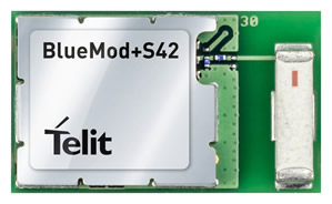 Bluetooth module suits IoT applications