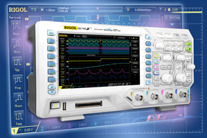 Oscilloscopes to the fore at Embedded World