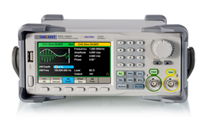 Signal generators offer multiple modulation functions