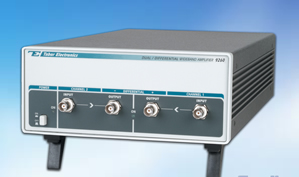 Wideband amplifier enables continuous power output up to 10W