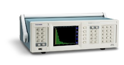Power analyser tests to latest standards