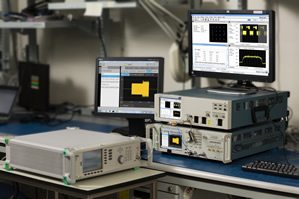 Test solution offers EVM measurements out to 70GHz