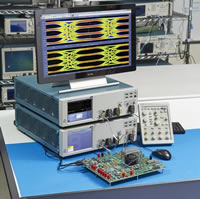 70GHz oscilloscope takes centre stage at ECOC 2016