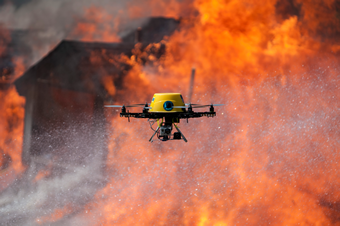 Will drones soon be answering 999 calls?