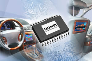 Components drive targets automotive applications