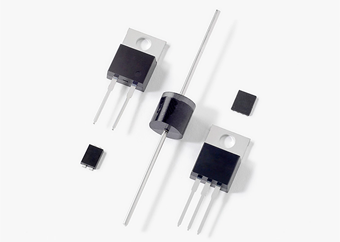 Aiming to outperform conventional switching diodes
