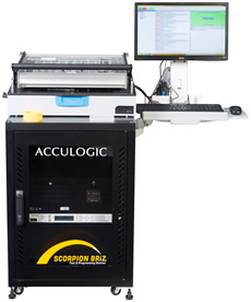 productronica: Acculogic scoops best in test award