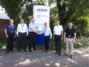 Leoni cables debut in channel with Arrow