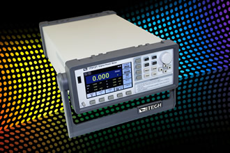 Power analyser offers voltage and current accuracy of 0.1%.