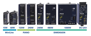 Global distribution deal covers DIN rail power supplies