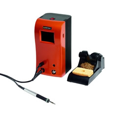 Soldering station provides process traceability