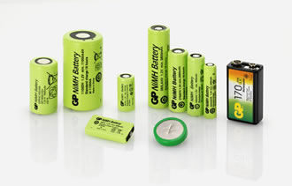Future Electronics signs GP Batteries in EMEA and Americas