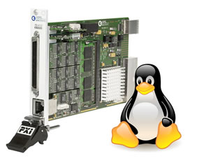 Communication controller is compatible with Linux