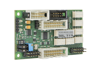 Interface card supports JTAG/Boundary Scan protocols