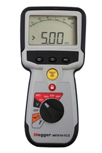 Insulation tester aids safety in telecoms industry