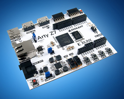 Development board offers processor and FPGA performance