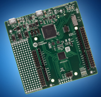 Mbed-Enabled development board offers SPI and I2C connectivity