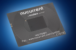 Wireless charging coils support range of frequencies