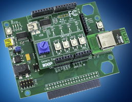 Expansion kits hasten ZigBee-Enabled Designs for IoT