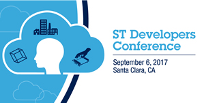 Mouser to sponsor ST Developers Conference