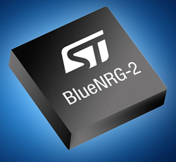 Wireless SoC is Bluetooth 4.2-compliant, Bluetooth 5.0-certified