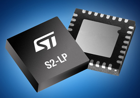 Sub-1GHz transceiver targets IoT applications