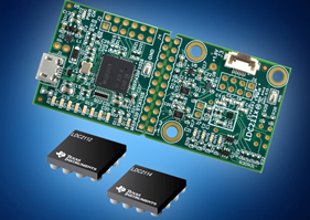 Evaluation module aids inductive touch designs